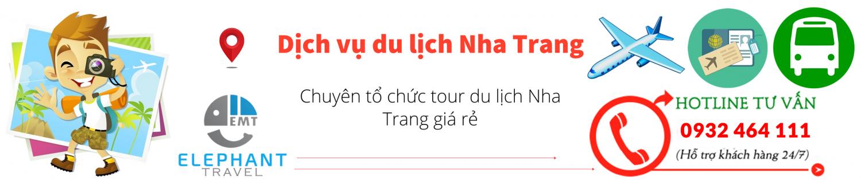 Dịch vụ du lịch Nha Trang